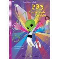 PB3 A BUNDA (PB3 ET LA VESTE DE CHLOÉ) + CD