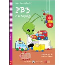PB3 RECYKLUJE (PB3 ET LE RECYCLAGE) + CD
