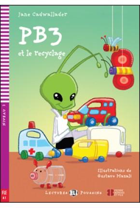 PB3 RECYKLUJE (PB3 ET LE RECYCLAGE) + CD*