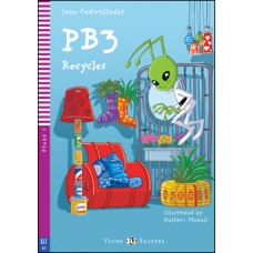 PB3 RECYKLUJE (PB3 RECYCLES) + CD