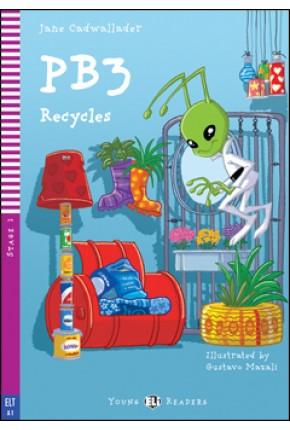 PB3 RECYKLUJE (PB3 RECYCLES) + CD*
