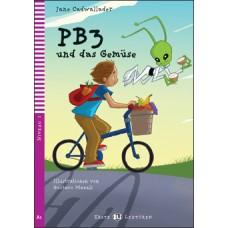 PB3 A ZELENINA (PB3 UND DAS GEMÜSE) + CD