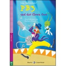 PB3 A KLAUN COCO (PB 3 UND DER CLOWN COCO) + CD