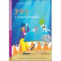 PB3 A KLAUN RATAPLÁN (PB3 Y EL PAYASO RATAPLÁN) + CD
