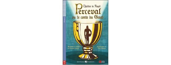 PERCEVAL ALEBO PRÍBEH SVÄTÉHO GRÁLU (PERCEVAL OU LE CONTE DU GRAAL) + CD*