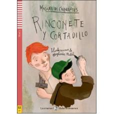 RINCONETE A CORTADILLO (RINCONETE Y CORTADILLO) + CD