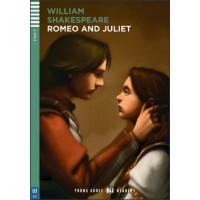 RÓMEO A JÚLIA (ROMEO AND JULIET) + CD