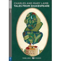 SHAKESPEAROVE PRÍBEHY (TALES FROM SHAKESPEARE) + CD*