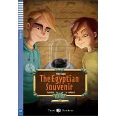 EGYPTSKÝ SUVENÍR (THE EGYPTIAN SOUVENIR) + CD