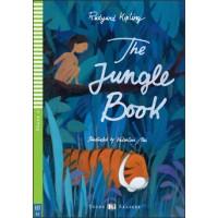KNIHA DŽUNGLE (THE JUNGLE BOOK) + CD