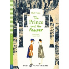 PRINC A BEDÁR (THE PRINCE AND THE PAUPER) + CD