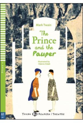 PRINC A BEDÁR (THE PRINCE AND THE PAUPER) + CD