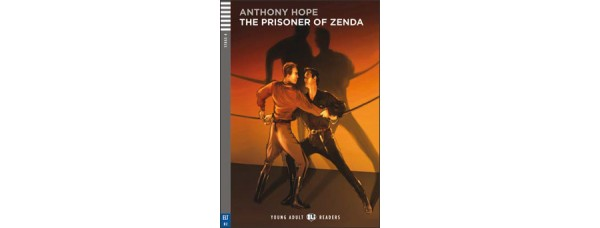 ZENDSKÝ VÄZEŇ (THE PRISONER OF ZENDA) + CD