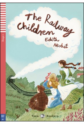 DETI ZO ŽELEZNIČNEJ TRATE (THE RAILWAY CHILDREN) + CD