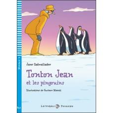 STRÝKO JEAN A TUČNIAKY (TONTON JEAN ET LES PINGOUINS) + CD