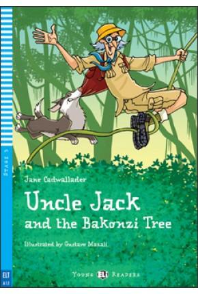 STRÝKO JACK A STROM BAKONZI (UNCLE JACK AND THE BAKONZI TREE) + CD