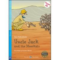 STRÝKO JACK A SURIKATY (UNCLE JACK AND THE MEERKATS) + CD