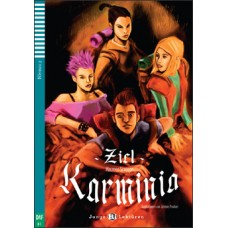 CIEĽ KARMINIA (ZIEL KARMINIA) + CD