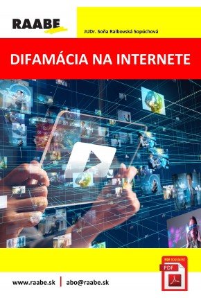 DIFAMÁCIA NA INTERNETE