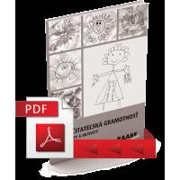 PREDČITATEĽSKÁ GRAMOTNOSŤ 1 – NÁMETY A AKTIVITY (PDF)