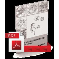 PREDČITATEĽSKÁ GRAMOTNOSŤ 2 – EDUKAČNÉ PROJEKTY (PDF)