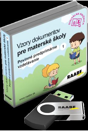 VZORY DOKUMENTOV PRE MATERSKÉ ŠKOLY 1.
