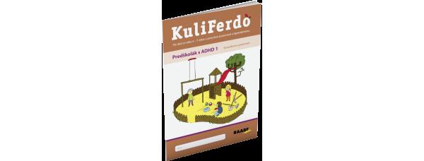 KULIFERDO – PREDŠKOLÁK S ADHD 1 – Sústredenie a pozornosť