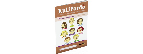 KULIFERDO – PREDŠKOLÁK S ADHD 2 – Správanie a komunikácia