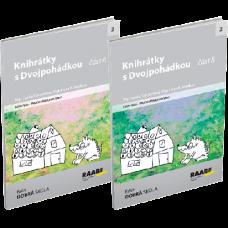 KNIHRÁTKY S DVOUPOHÁDKOU – KOMPLET 2 PUBLIKACÍ