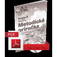 METODICKÁ PRÍRUČKA K UČEBNICI PRVOUKY PRE 2. ROČNÍK ZÁKLADNEJ ŠKOLY + CD (PDF)