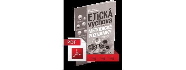 ETICKÁ VÝCHOVA PRE 5.-9. ROČNÍK ZÁKLADNÝCH ŠKÔL – METODICKÉ POZNÁMKY – PDF