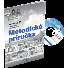 METODICKÁ PRÍRUČKA K UČEBNICI PRVOUKY PRE 2. ROČNÍK ZÁKLADNEJ ŠKOLY + CD