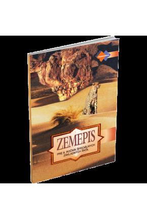 ZEMEPIS (GEOGRAFIA) PRE 8. ROČNÍK ŠPECIÁLNYCH ZÁKLADNÝCH ŠKÔL – UČEBNICA