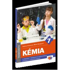 CHÉMIA pre 7. ročník základnej školy a 2. ročník gymnázia s osemročným štúdiom s vyučovacím jazykom maďarským – UČEBNICA