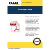 PSYCHOHYGIENA UČITEĽA