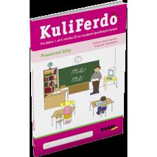 KULIFERDO – PRACOVNÉ LISTY