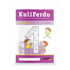 KULIFERDO – ČÍSLA od 0 do 9