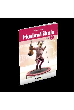 HUSĽOVÁ ŠKOLA – ZOŠIT 1.