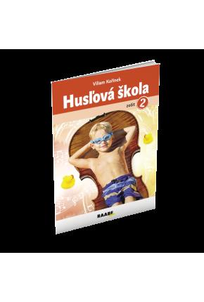HUSĽOVÁ ŠKOLA – ZOŠIT 2.