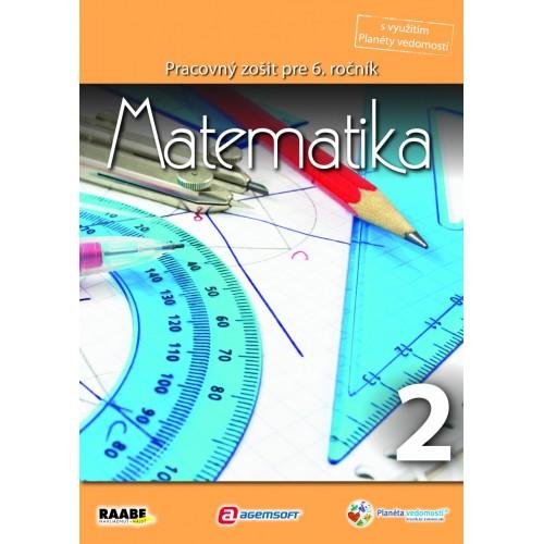 675838d71 MATEMATIKA PRE 6. ROČNÍK 2. POLROK | Raabe.sk