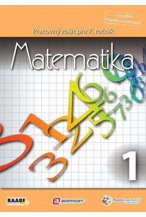 MATEMATIKA PRE 7. ROČNÍK 1. POLROK