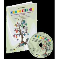 HRAVÉ ČÍTANIE - METODICKÝ MATERIÁL PRE UČITEĽA + CD