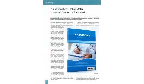 Časopis Primárny kontakt – december 2014: Ak sa všeobecní lekári delia o svoje skúsenosti s kolegami...