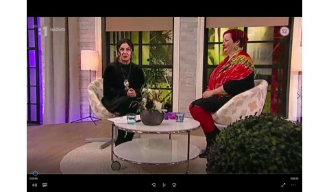 RTVS / Dámsky klub – 23. 11. 2016: O rozvíjaní pozornosti aj u predškolákov