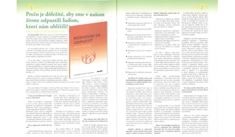 LA SPERANZA 1/2017 – 7. ročník