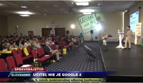 TV VEGA – 16. 6. 2017: Učiteľ nie je Google 4