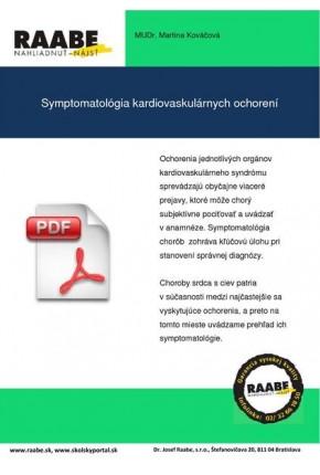 SYMPTOMATOLÓGIA KARDIOVASKULÁRNYCH OCHORENÍ