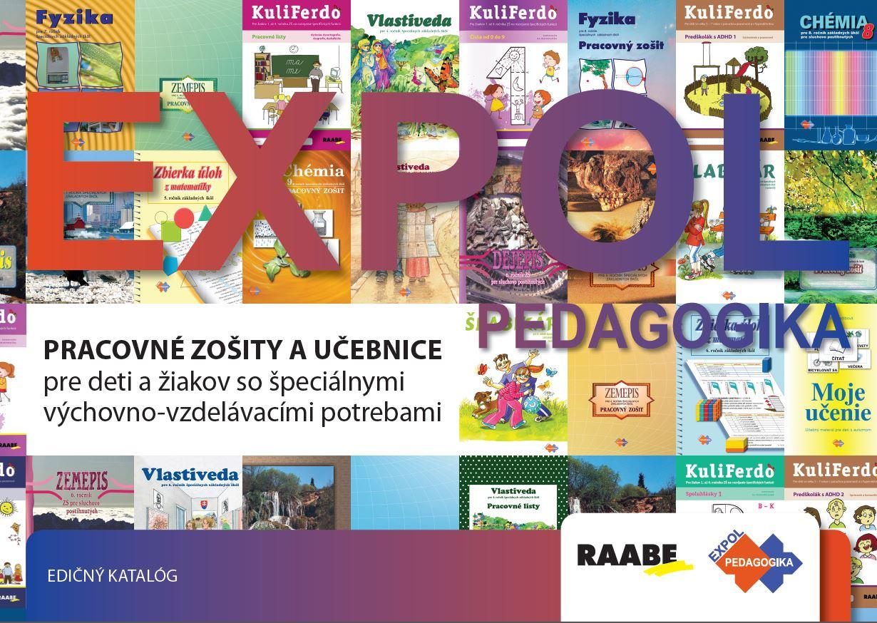Katalóg pre deti žiakov so ŠVVP | Expol Pedagogika